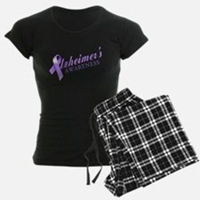 Alzheimer's Awareness pajamas