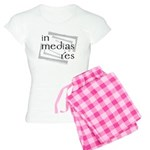 In Medias Res (Latin) Women's Light Pajamas