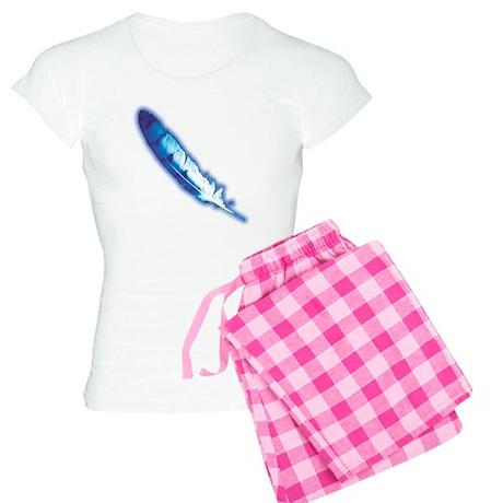 Blue Feather Women's Light Pajamas