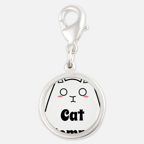 Love My Cat Mommy Charms
