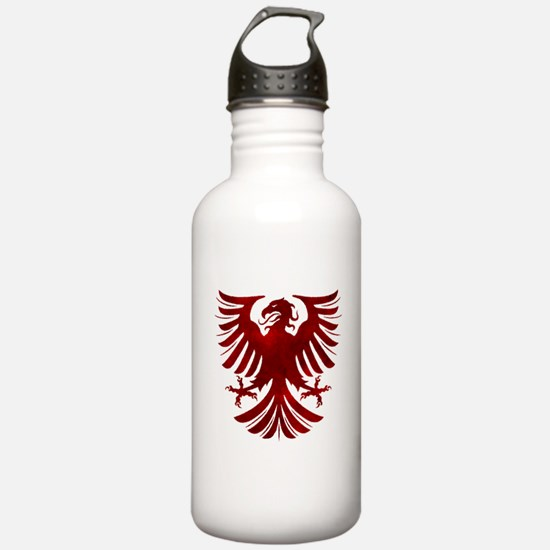 Red Eagle Water Bottle
