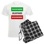 Jalapeno Lover Men's Light Pajamas