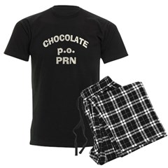 Chocolate p.o. PRN Pajamas