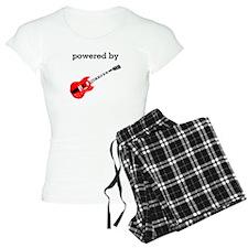 Powered By Electric Guitar Pajamas