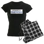 Powered By Chutzpah Women's Dark Pajamas