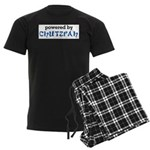 Powered By Chutzpah Men's Dark Pajamas