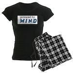 Powered By Wind Women's Dark Pajamas