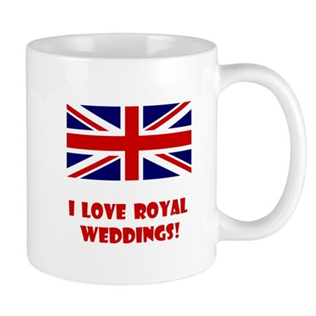 Love Royal Weddings! Mug