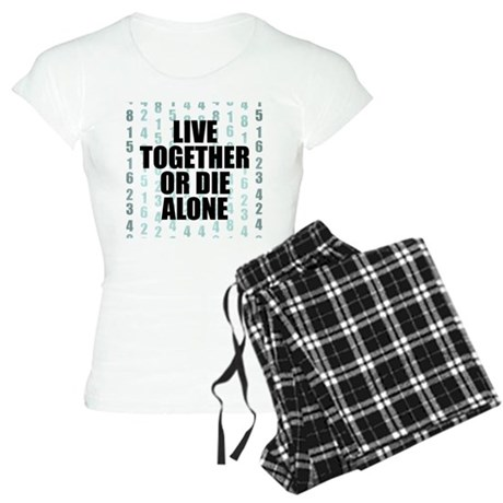 LOST Live Together Women's Light Pajamas