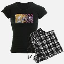 Alice & Cheshire (light) Pajamas