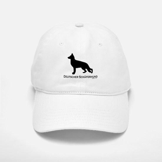Deutscher Schaferhund Baseball Baseball Cap