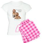 My Yorkies Women's Light Pajamas