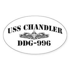 USS CHANDLER Decal