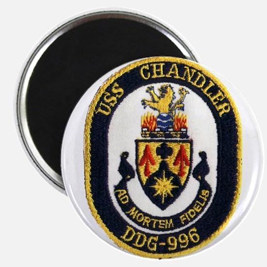 USS CHANDLER Magnet