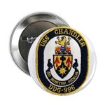 "USS CHANDLER 2.25"" Button"