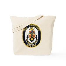 USS CHANDLER Tote Bag