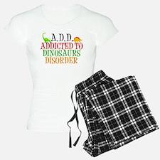 Funny Dinosaur Pajamas