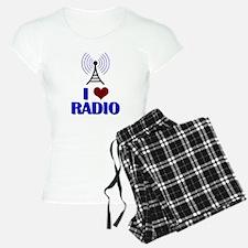 I Love Radio Pajamas