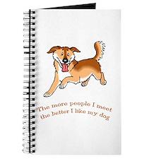 I Like My Dog Journal