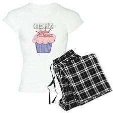 Cupcake Princess pajamas