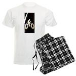 Bicycling Men's Light Pajamas