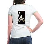 Bicycling Jr. Ringer T-Shirt
