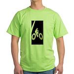 Bicycling Green T-Shirt