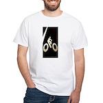 Bicycling White T-Shirt