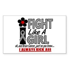 Licensed Fight Like A Girl 1.2 Decal