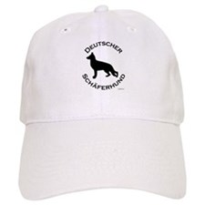 Deutscher Schaferhund Baseball Cap