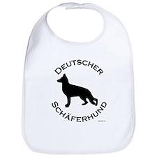 Deutscher Schaferhund Bib