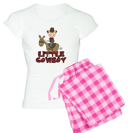 Little Cowboy Women's Light Pajamas