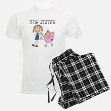 Big Sister With Little Sis Pajamas