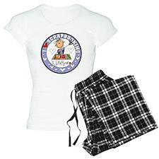 I Love Scrapbooking Pajamas