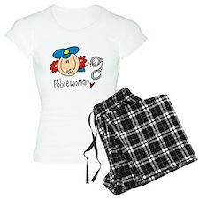 Policewoman pajamas