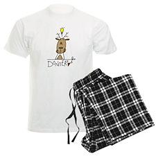 Donner Reindeer Pajamas