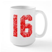 16th Birthday Mug