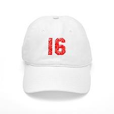 16th Birthday Baseball Cap