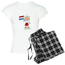 Netherlands Ethnic Pajamas