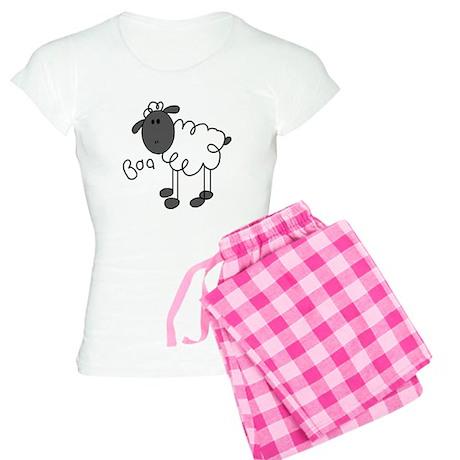 Baa Sheep Women's Light Pajamas