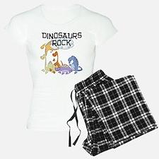 Dinosaurs Rock pajamas