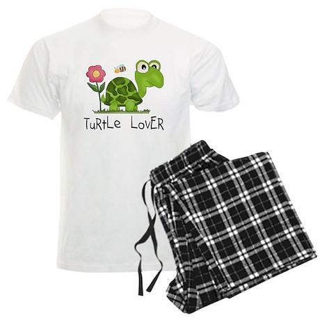 Turtle Lover Men's Light Pajamas