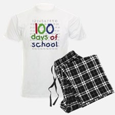 Numbers 100 Days Pajamas