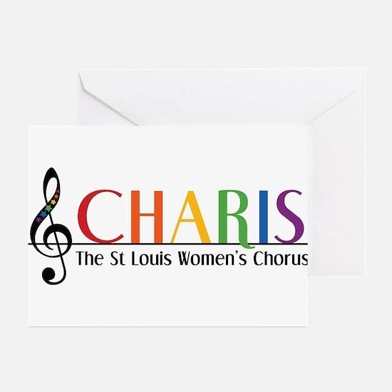 Charis Greeting Cards (pk Of 10)