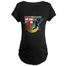 Cricket England Australia T-Shirt