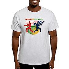 Cricket England Australia T-Shirt