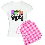 Cool Colors Total Geek Women's Light Pajamas