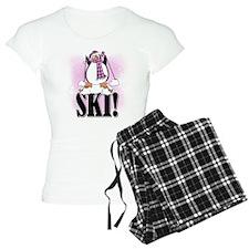 Penguin Ski Pajamas
