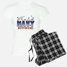 Proud Navy Boyfriend Pajamas