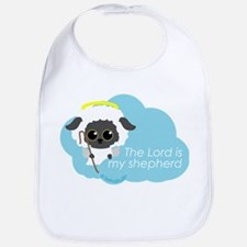 """The Lord is my shepherd"" Bib"